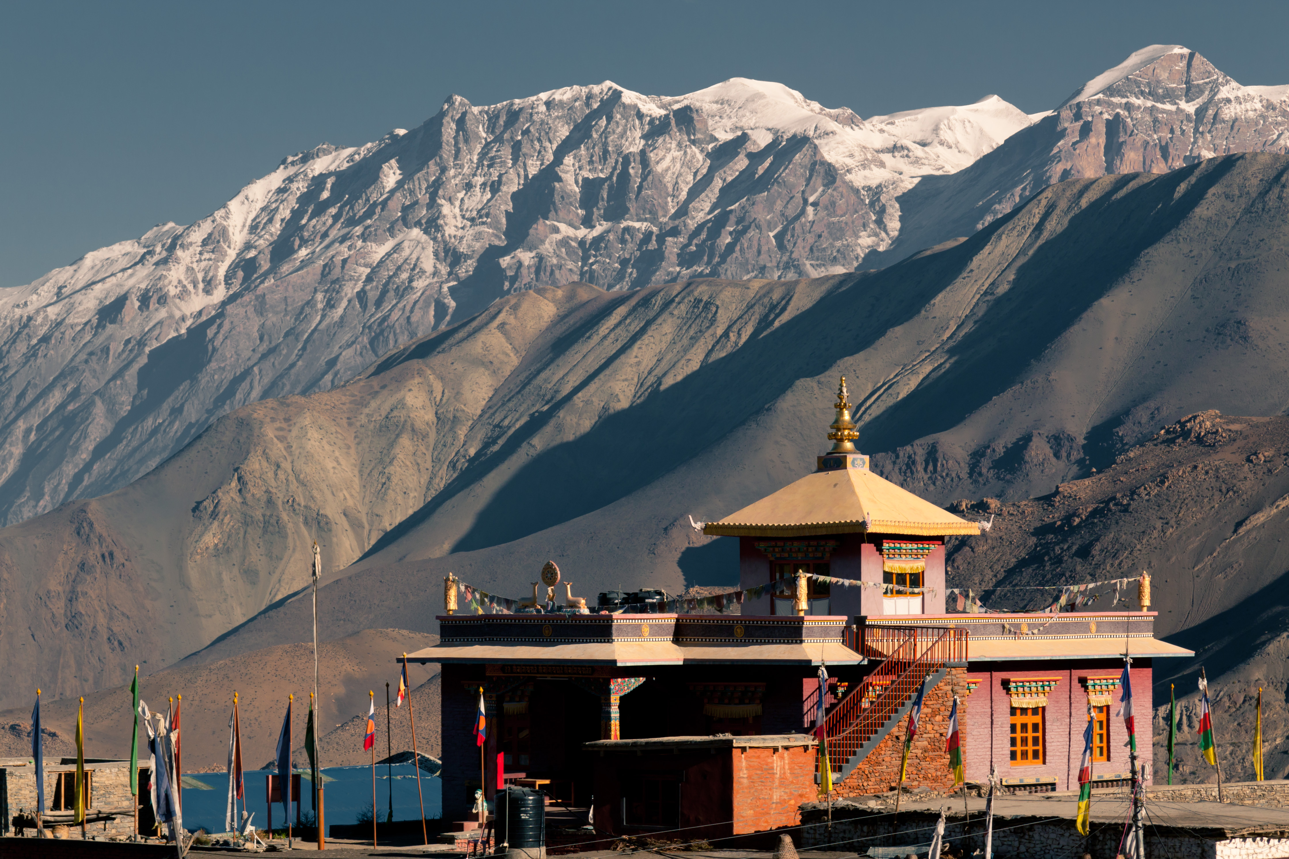 Bike tour of Nepal from Indai