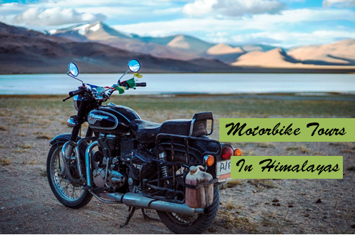 Leh Ladakh tour by bike